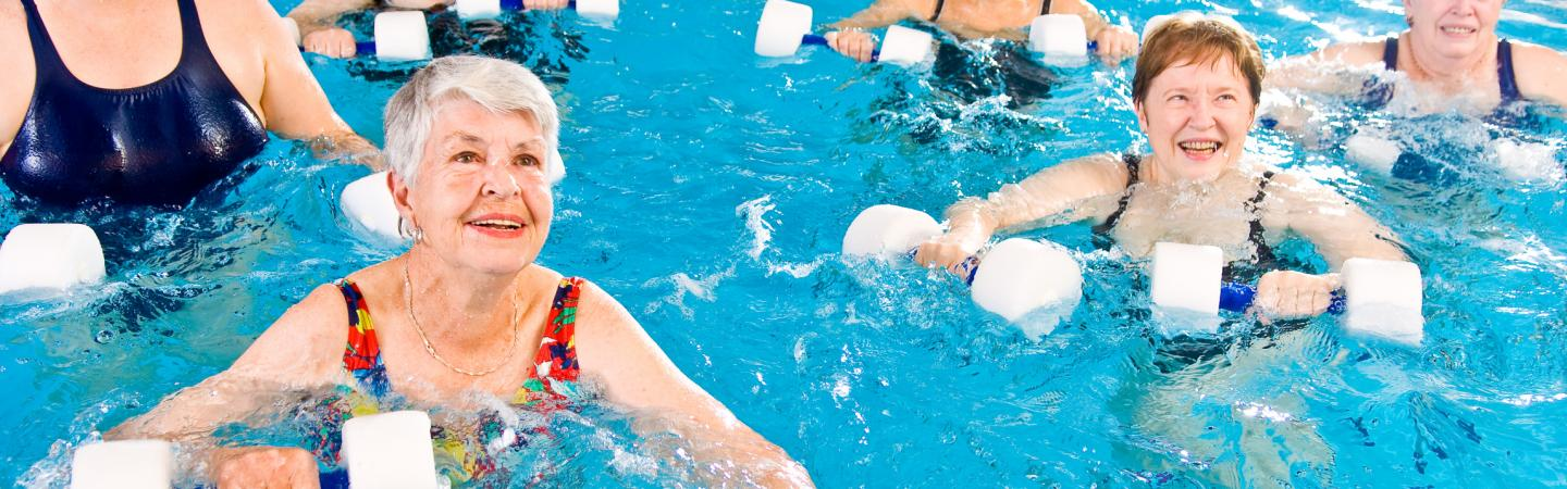 Aqua Fitness Classes | Randolph YMCA